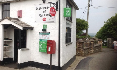 St Mabyn-St Mabyn Post Office & Stores